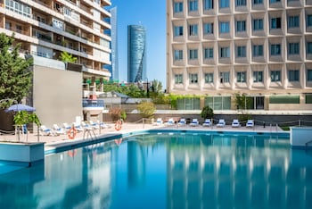Madryt — zdjęcie hotelu TRYP Madrid Chamartin
