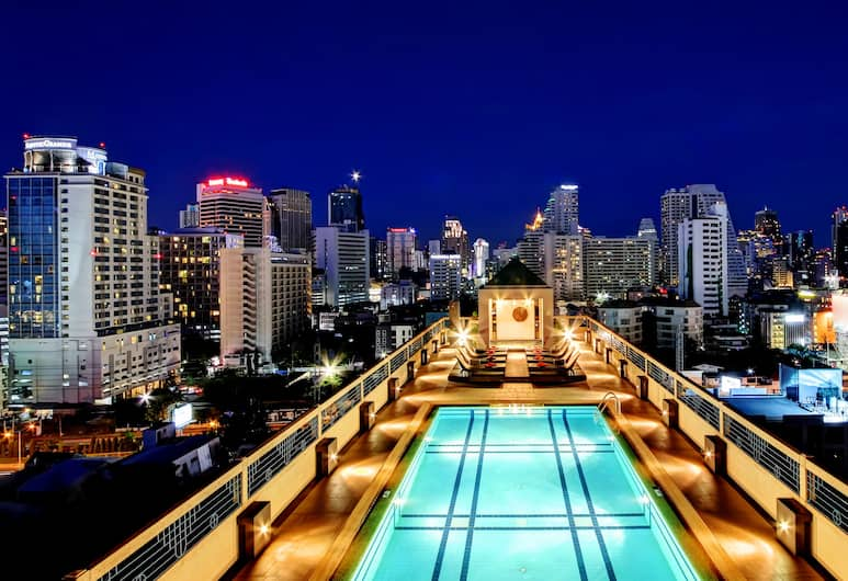 Chateau de Bangkok, Bangkok, Outdoor Pool