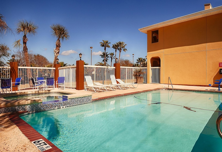 Best Western Paradise Inn, Corpus Christi, Zwembad