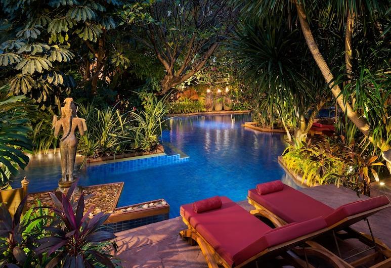シェラトン グランデ スクンビット ラグジュアリー コレクション ホテル バンコク, バンコク, 屋外プール