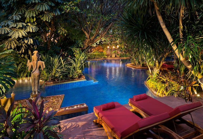 Sheraton Grande Sukhumvit, Luxury Collection Hotel, Bangkok, Bangkok, Outdoor Pool