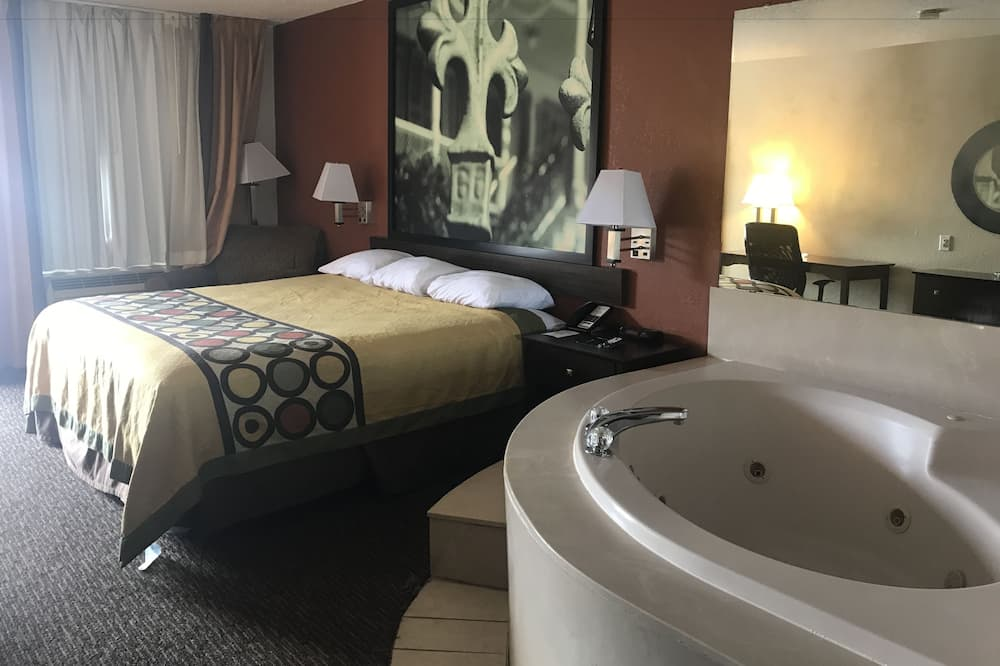 Suite-Estúdio, 1 cama king-size, Fumadores - Quarto