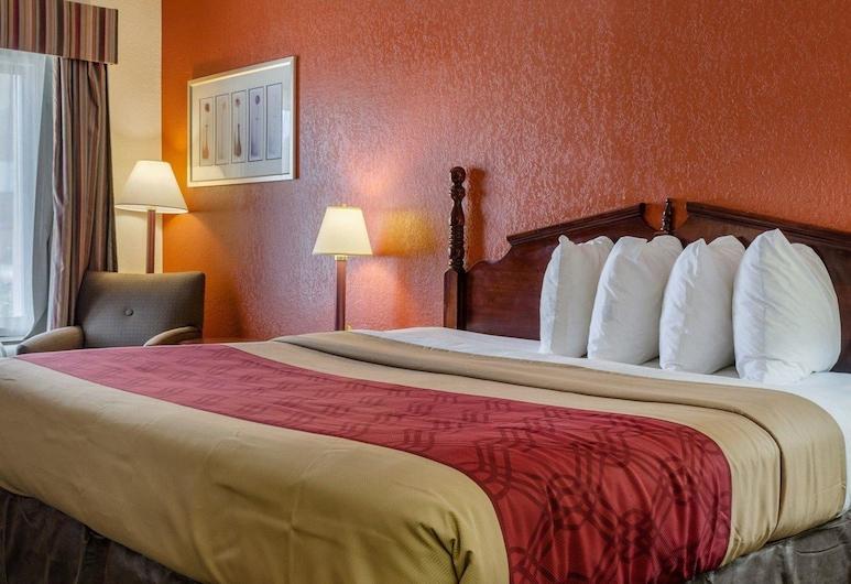 Econo Lodge Inn & Suites, Philadelphia, Quarto Standard, 1 cama king-size, Não-fumadores, Quarto