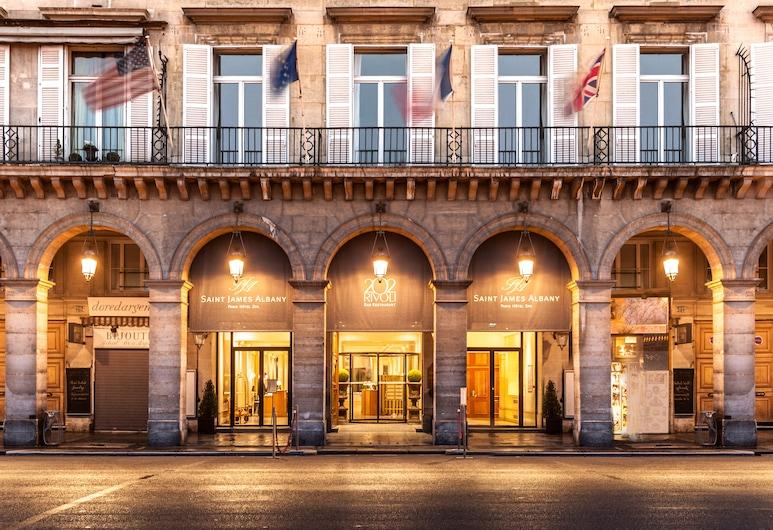 Saint James Albany Paris Hôtel Spa, Parijs, Voorkant hotel