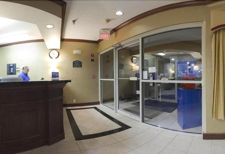 Quality Inn & Suites, Sioux City, Entrada interior