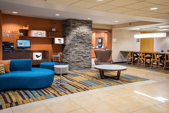 A(z)  Fairfield Inn & Suites by Marriott Knoxville/East hotel fényképe itt: Knoxville