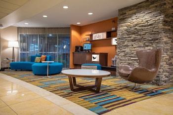 諾克斯維爾諾克斯維爾/東部萬豪費爾菲爾德套房酒店的圖片