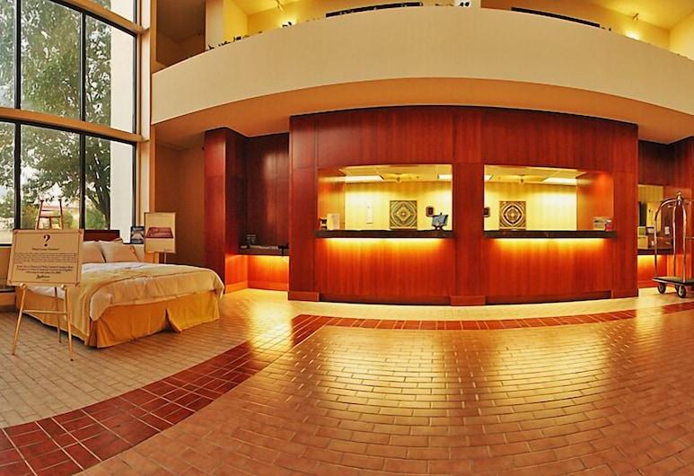 Atrium Hotel and Suites, Irving, Recepcja