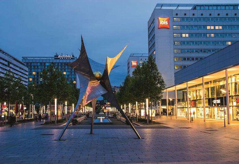 ibis Dresden Zentrum , Dresden, Standardzimmer, Ausblick vom Zimmer