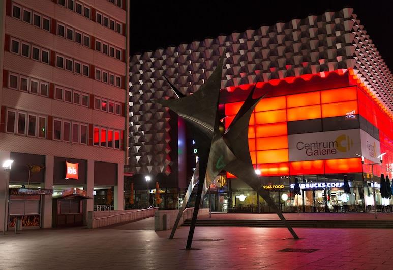 ibis Dresden Zentrum , Drezda, Hotel homlokzata - este/éjszaka
