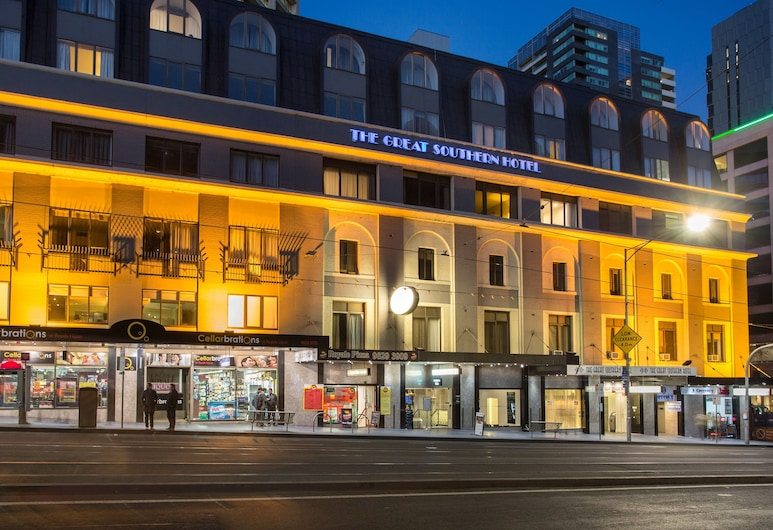 Great Southern Hotel Melbourne, Melbourne, Fachada
