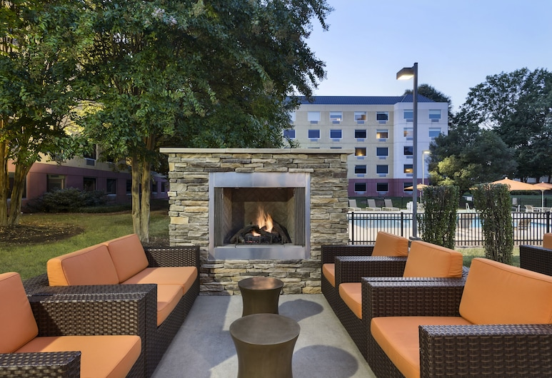 HYATT house Charlotte Airport, Charlotte, Terrace/Patio