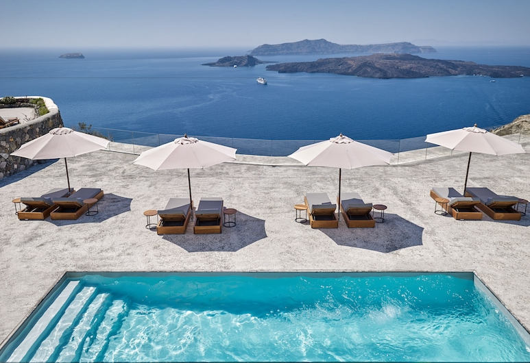 Vedema, a Luxury Collection Resort, Santorini, Santorini, Villa, 5 Bedrooms (Nafsika Estate), Guest Room