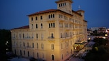 hôtel Viareggio, Italie