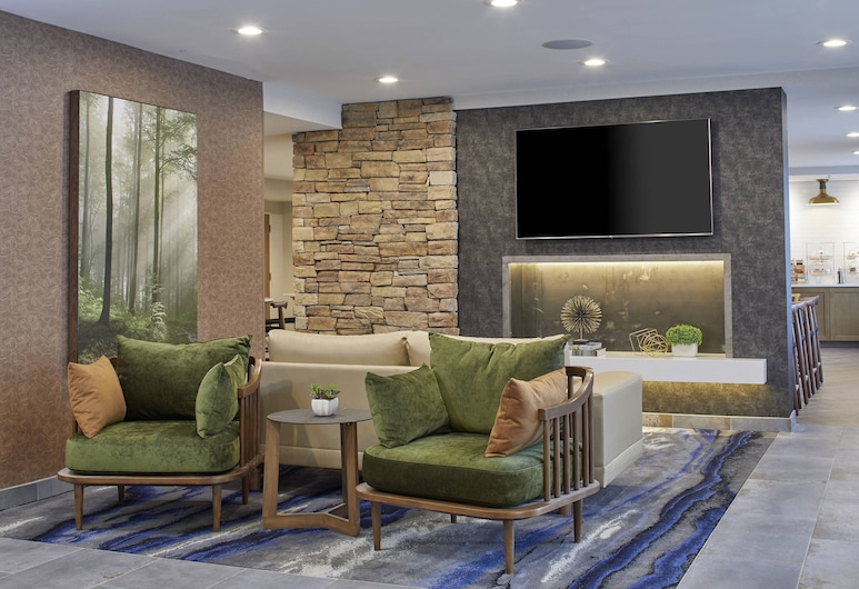 Fairfield Inn & Suites by Marriott Albany Airport, Albany, Lobby