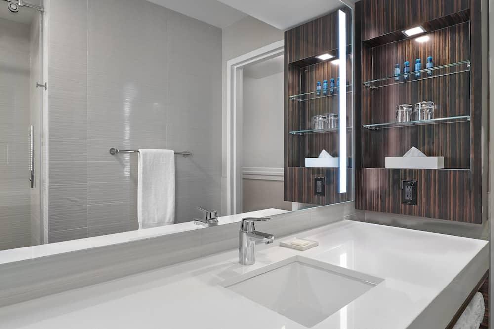 Executive-suite - 1 soveværelse - ikke-ryger - Badeværelse