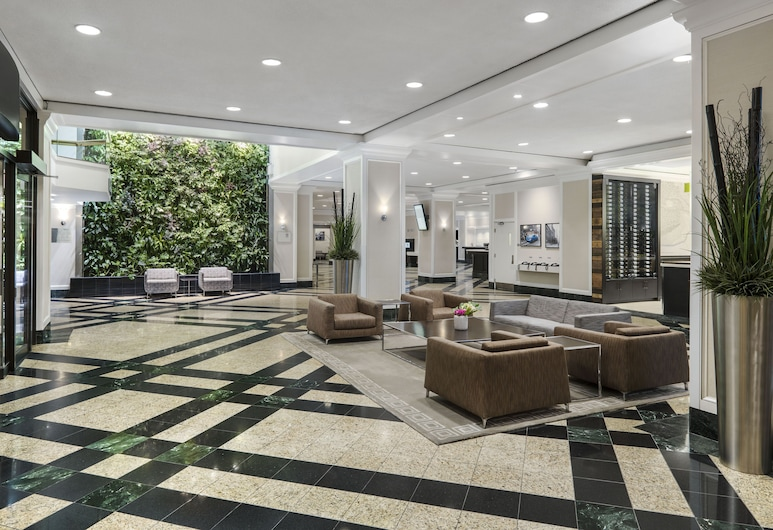 Chelsea Hotel, Toronto, Toronto, Lobby