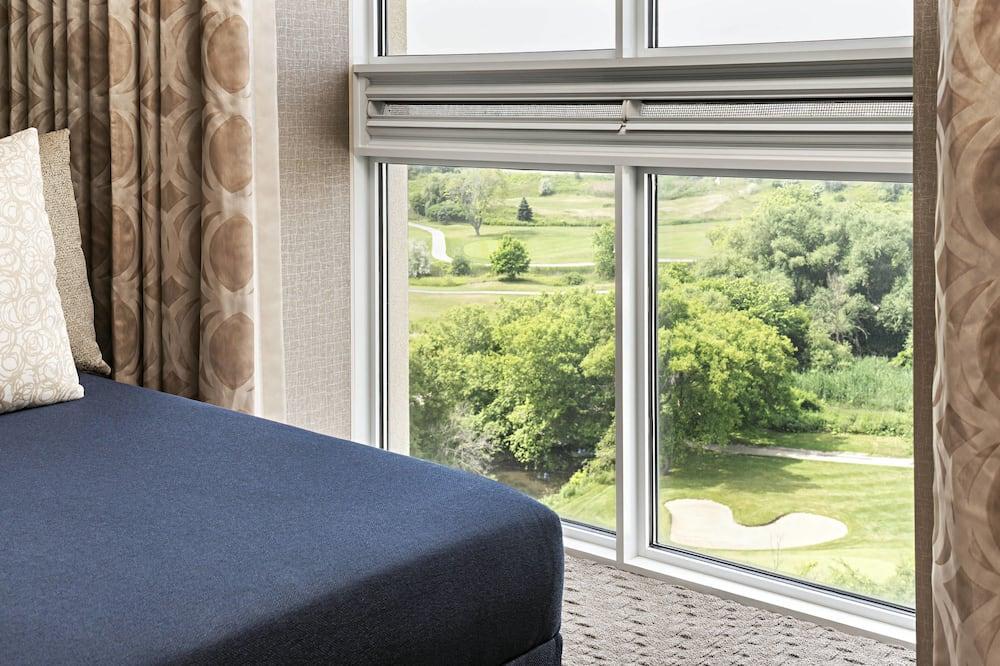 Deluxe Δωμάτιο, 2 Queen Κρεβάτια, Μη Καπνιστών, Θέα στο Γήπεδο Γκολφ - Θέα σε γήπεδο γκολφ