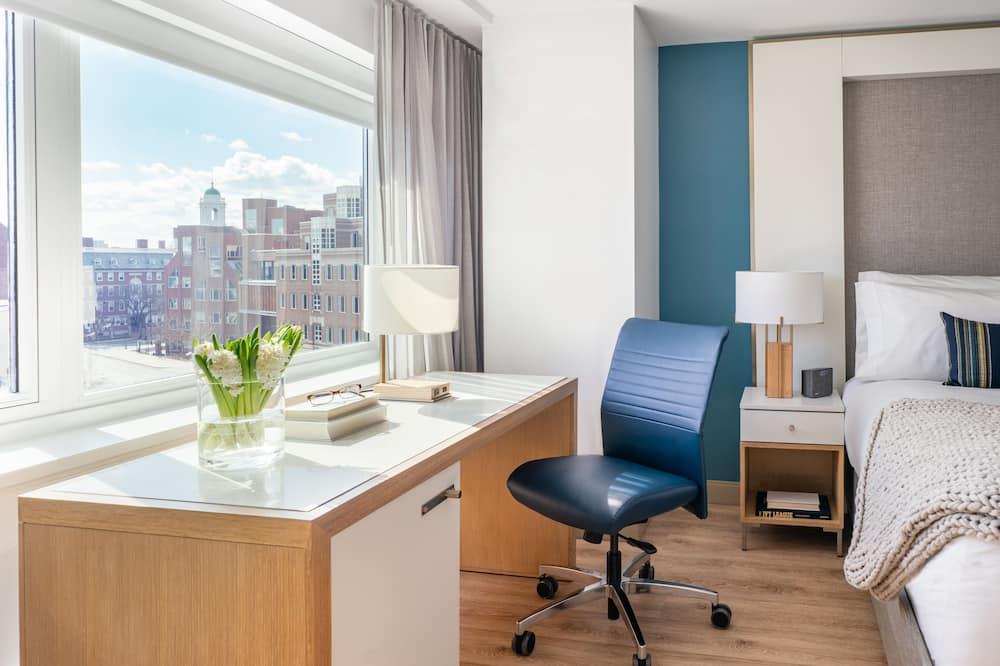 חדר סטנדרט, 2 מיטות זוגיות - חדר אורחים