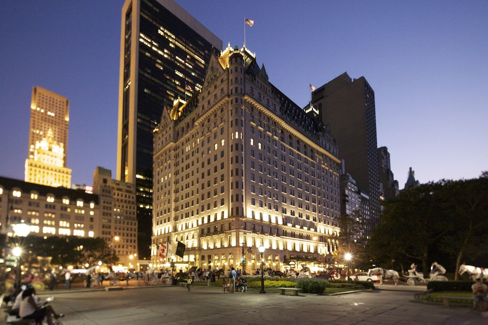 Book the plaza hotel in new york for Hotel new york