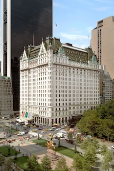 Picture of The Plaza Hotel in New York