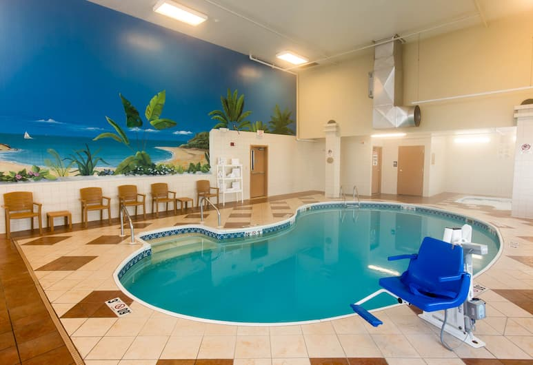 Comfort Inn & Suites Springfield I-44, ספרינגפילד, בריכה מקורה