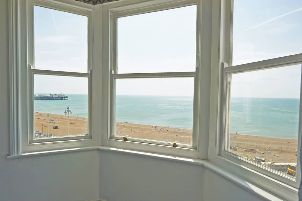 Deluxe Double Room, 1 Double Bed, Sea View - Guest Room View