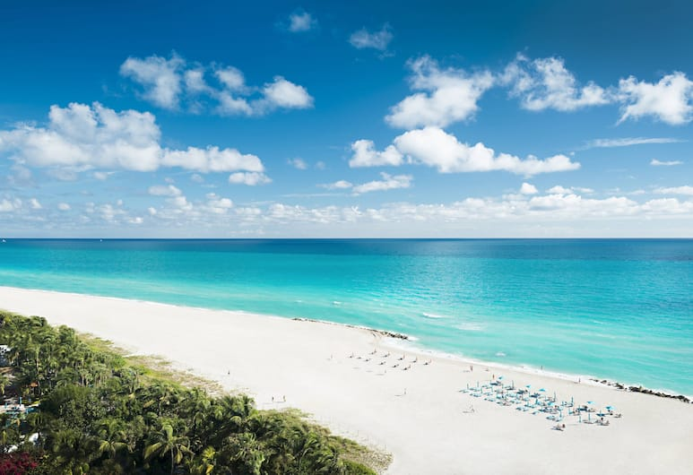 The Miami Beach EDITION, Miami Beach, Suite, 1 Bedroom, Balcony, Oceanfront, Guest Room