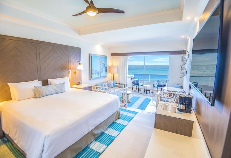 Panama Jack Resorts Cancun All Inclusive, Cancún, Suite junior, frente al mar, Habitación