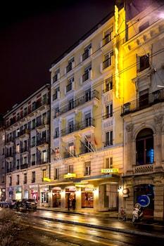 ジュネーヴ、ホテル ディプロマテの写真