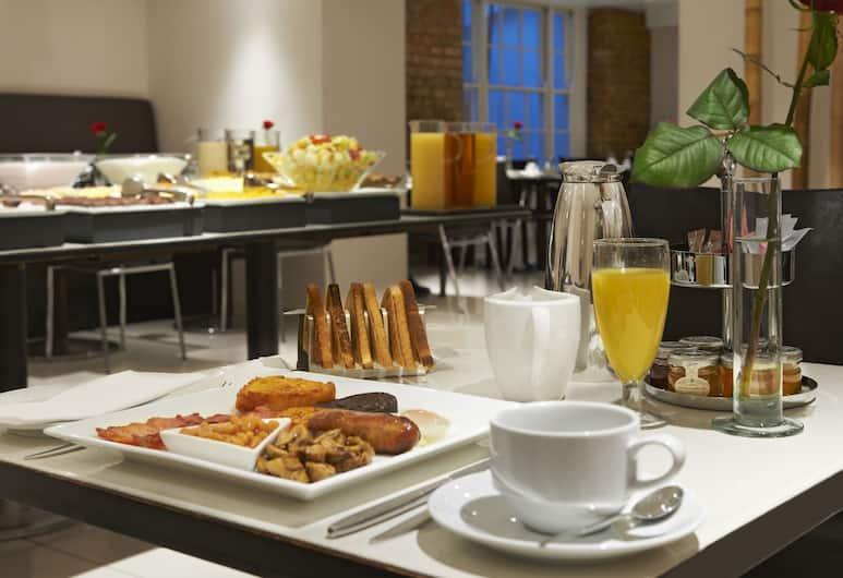 凱撒酒店, 倫敦, 早餐區
