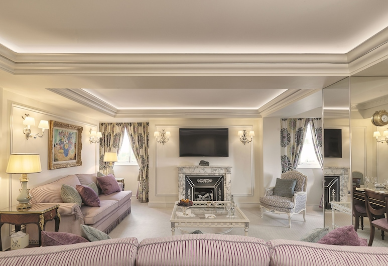 The Ritz London, London, Suite (The Green Park), Gjesterom