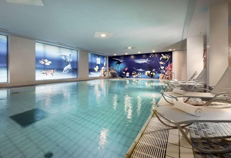 Maritim proArte Hotel Berlin, ברלין, בריכה מקורה