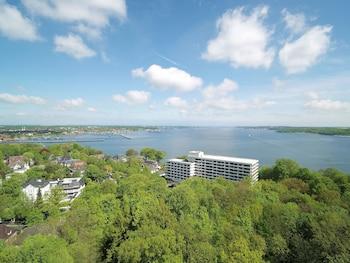 Naktsmītnes Maritim Hotel Bellevue Kiel attēls vietā Ķīle