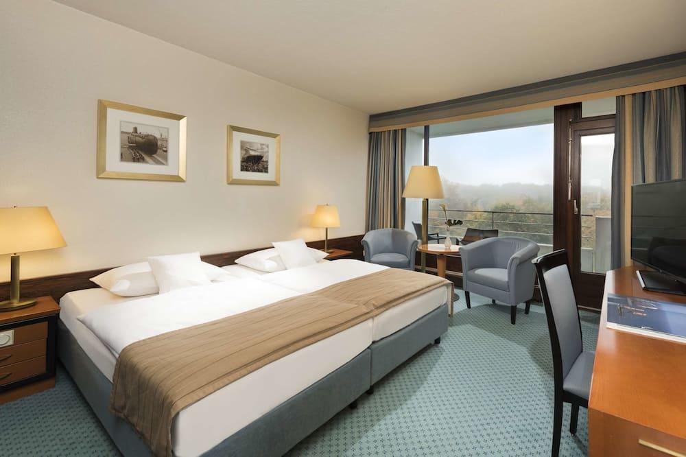 منظر من غرفة الضيوف