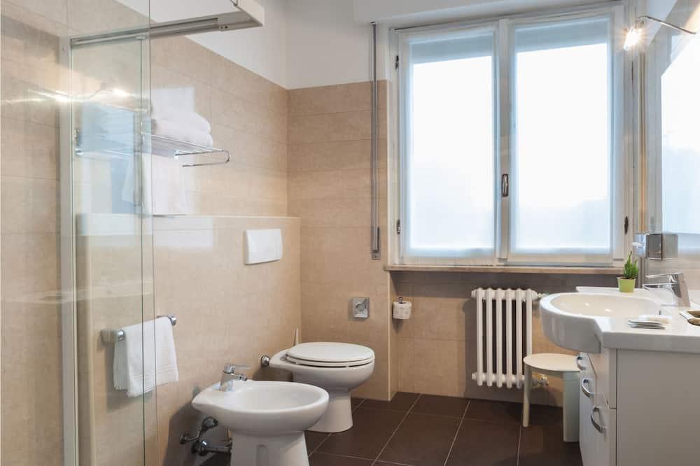 ห้องสแตนดาร์ดซิงเกิล - ห้องน้ำ