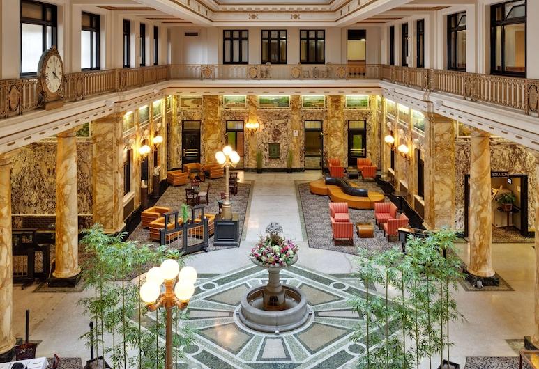 Radisson Lackawanna Station Hotel Scranton, Scranton, Fuajee