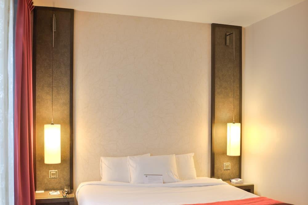 Standardzimmer, 1King-Bett, Nichtraucher - Wohnbereich