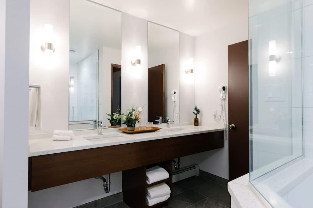 Deluxe Suite - Bilik mandi