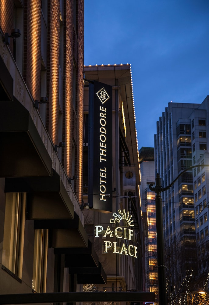 Hotel Theodore Seattle United States Of America S Hotels