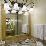 Kamer, 2 queensize bedden, Toegankelijk voor mindervaliden - Badkamer