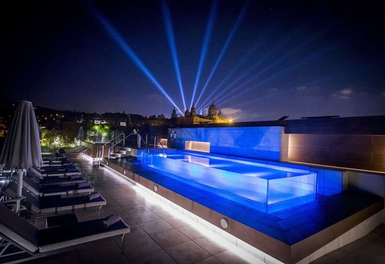 Crowne Plaza Barcelona - Fira Center, Barcelona, Utsikt fra hotellet
