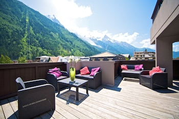 Picture of Boutique Hôtel Le Morgane in Chamonix-Mont-Blanc