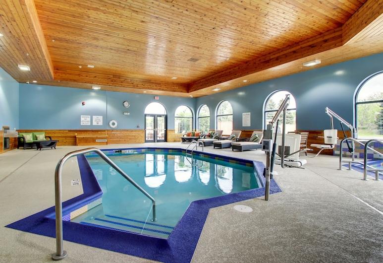 Holiday Inn Express & Suites Aurora - Naperville, Aurora, Piscina Interior