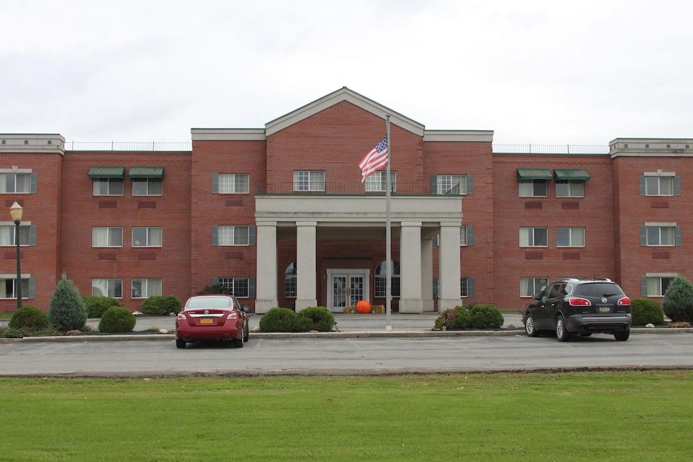 University Suites Hotel Canton