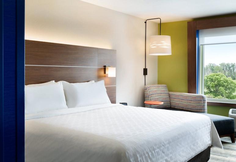 هوليداي إن إكسبرس كانتون, كانتون, غرفة - سرير ملكي - لغير المدخنين (Leisure), غرفة نزلاء
