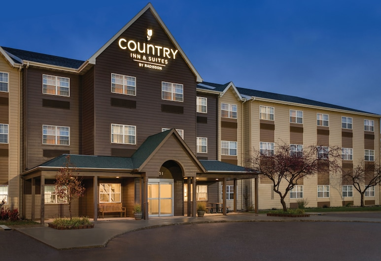 Country Inn & Suites by Radisson, Dakota Dunes, SD, Sioux City Norte