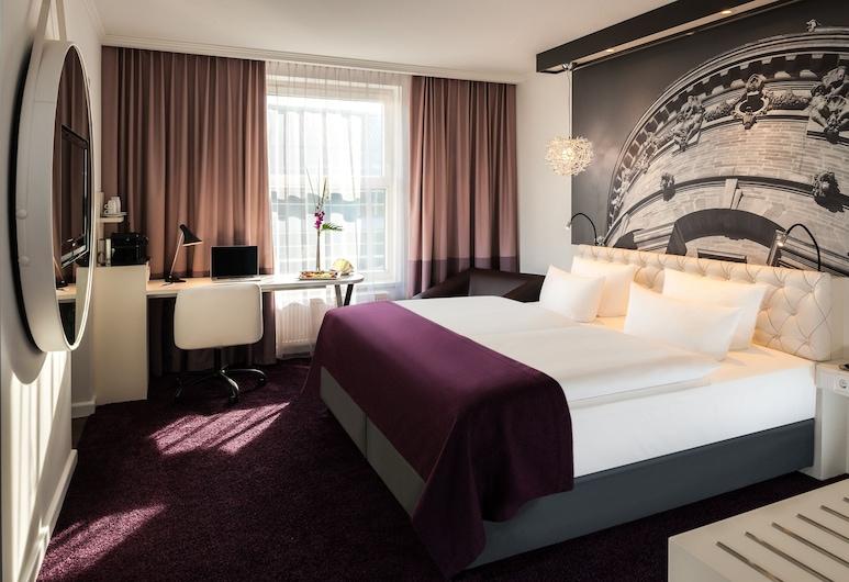 Dorint Kongresshotel Mannheim, Mannheim, Chambre Double Standard, Chambre