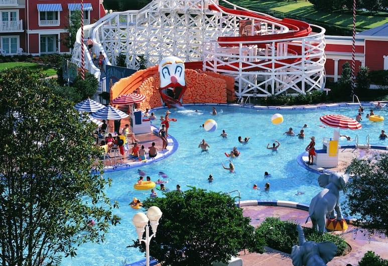 Disney's BoardWalk Inn, Lago Buena Vista, Parque aquático