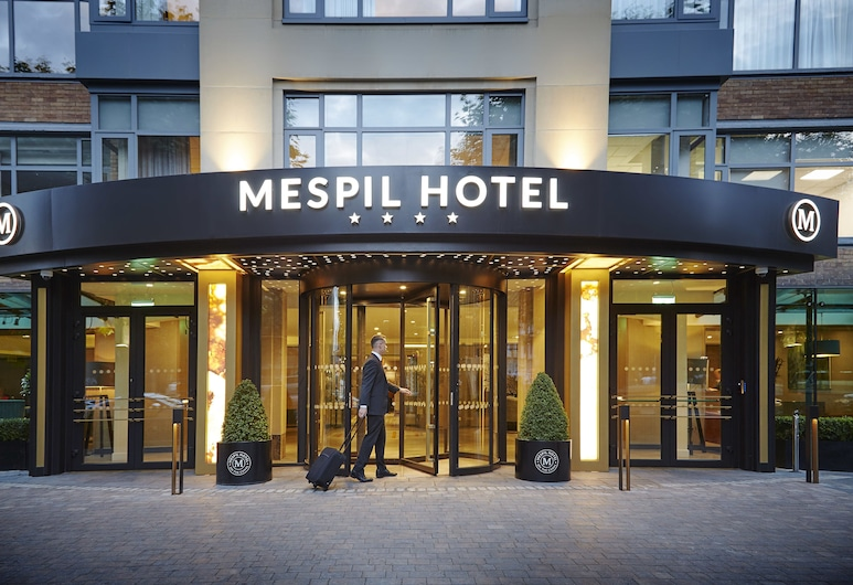 Mespil Hotel, Dublino, Ingresso hotel